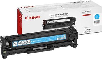 Картридж Canon 718 C 2661 B 002 картридж canon 731 m 6270 b 002