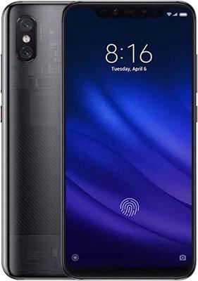 лучшая цена Смартфон Xiaomi Mi 8 Pro 8/128Gb Transparent Titanium