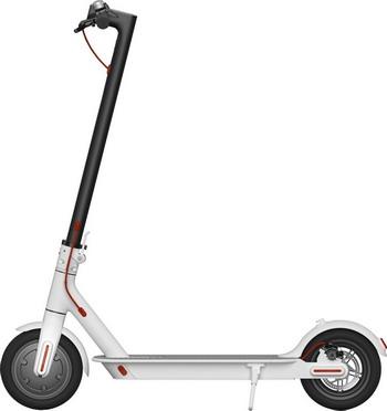 цена Самокат и скейтборд Xiaomi Mi Electric Scooter White в интернет-магазинах