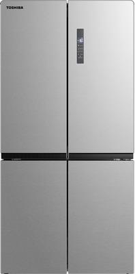 все цены на Многокамерный холодильник Toshiba GR-RF 646 WE-PMS(02) онлайн