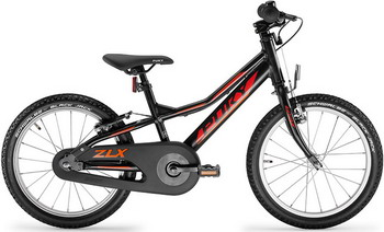 Велосипед Puky ZLX 18-1F Alu 4373 black чёрный