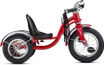 Велосипед Schwinn Roadster Trike 12 красный цена