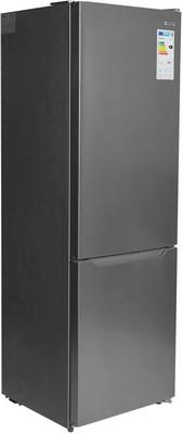 лучшая цена Двухкамерный холодильник Zarget ZRB 410 NFI
