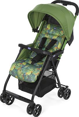 Коляска прогулочная Chicco Ohlala 2 Tropical Jungle коляска прогулочная chicco ohlala 2 unicorn