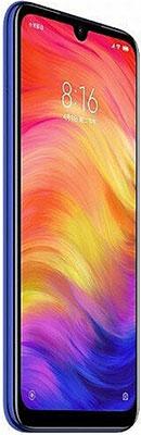 Смартфон Xiaomi Redmi Note 7 4/64GB синий смартфон xiaomi redmi note 7 32 gb синий