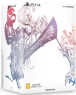 Игра для приставки Sony PS4 Dissidia Final Fantasy NT Коллекционное издание видеоигра для pc медиа сибирь 3 коллекционное издание