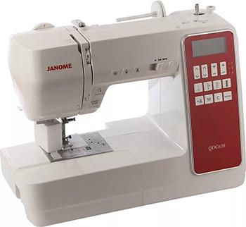 Швейная машина Janome, QDC620, Тайвань  - купить со скидкой