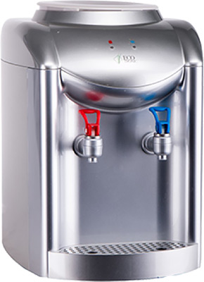 Кулер для воды Ecotronic K1-TE silver цена