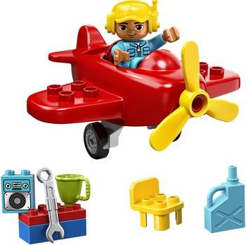 Конструктор Lego Самолёт 10908 lego duplo 10908 конструктор лего дупло самолёт