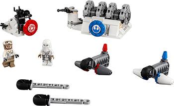 Конструктор Lego Star Wars TM Разрушение генераторов на Хоте 75239
