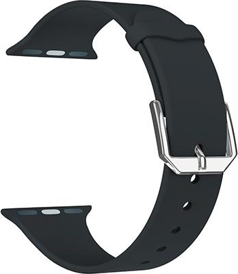 Ремешок для часов Lyambda для Apple Watch 42/44 mm ALCOR DS-APS08C-44-BK Black ремешок для часов lyambda для apple watch 42 44 mm libertas ds apg 06 44 bk black