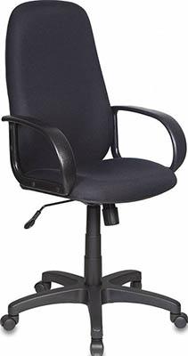 Кресло Бюрократ CH-808AXSN/BLACK черный кресло бюрократ ch 605 black черный