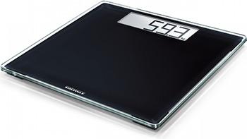 Весы напольные Soehnle Style Sense Comfort 400 Black весы soehnle page comfort 400 white 61505