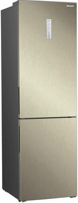 Двухкамерный холодильник Sharp SJ-B340XS-CH цена и фото
