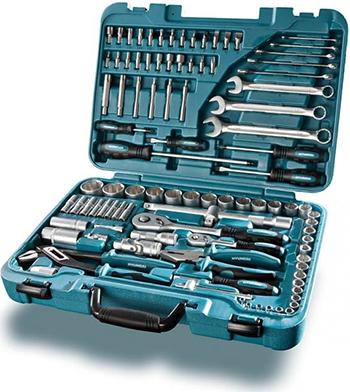 цена на Универсальный набор инструмента Hyundai K 98 (98 предметов)
