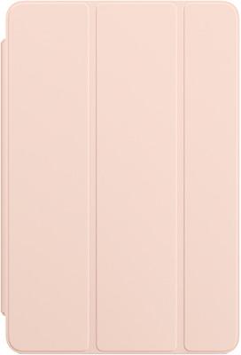 цена на Чехол для планшетов Apple Smart Cover для iPad mini цвет Pink Sand (розовый песок) MVQF2ZM/A