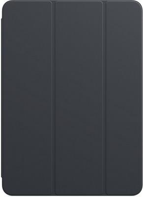 Чехол-обложка Apple Smart Folio для iPad Pro 11'' Charcoal Gray (угольно-серый) MRX72ZM/A стоимость