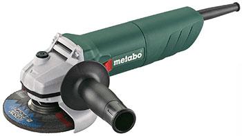 Угловая шлифовальная машина (болгарка) Metabo W 750-125