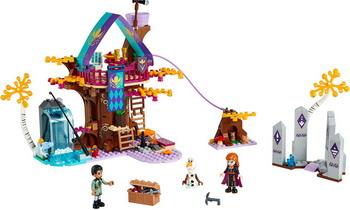 Конструктор Lego Princess ''Заколдованный домик на дереве'' 41164 все цены