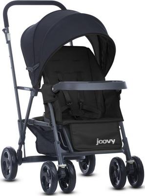 Коляска Joovy CABOOSE Graphite черный (для двоих детей) 8147