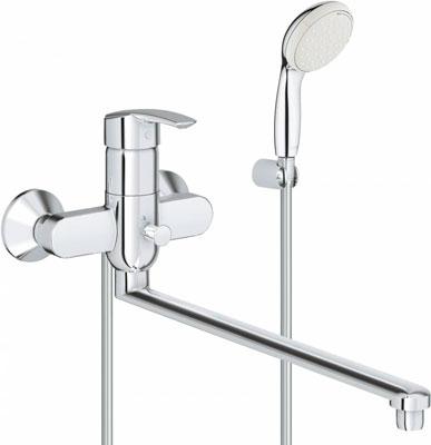 Смеситель для ванной комнаты Grohe Multiform универсальн с душ.гарн фото