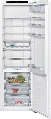 Встраиваемый однокамерный холодильник Siemens KI 82 FHD 20 R встраиваемый двухкамерный холодильник siemens ki 86 nvf 20 r