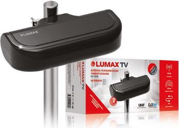 Фото - ТВ антенна Lumax DA1502A комнатная антенна lumax da1203a