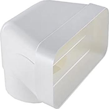 Угловой соединитель Elica 90° ø 150-227X94 для NikolaTesla KIT0121007
