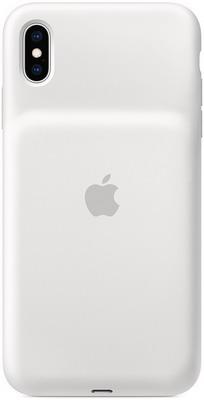 Чехол-аккумулятор Apple для iPhone XS Max Smart Battery Case - White MRXR2ZM/A