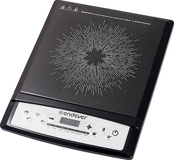 Настольная плита Endever Skyline IP-23 черный