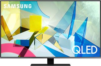 Фото - QLED телевизор Samsung QE50Q80TAUXRU qled телевизор samsung qe50q80tauxru