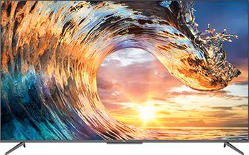4K (UHD) телевизор TCL 50P717 Smart черный