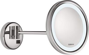 настенное зеркало с увеличительным эффектом и сенсорным включателем подсветки valera optima light smart 207 09 Настенное зеркало с увеличением и подсветкой Valera Optima Light One 207.05