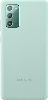 Чеxол (клип-кейс) Samsung Galaxy, цвет мятный