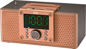 Портативная акустика MAX MR-360 BRONZE