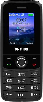 Фото - Мобильный телефон Philips Xenium E117 32Mb темно-серый телефон philips xenium e117