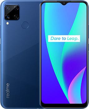 Смартфон Realme C15 64Gb 4Gb синий