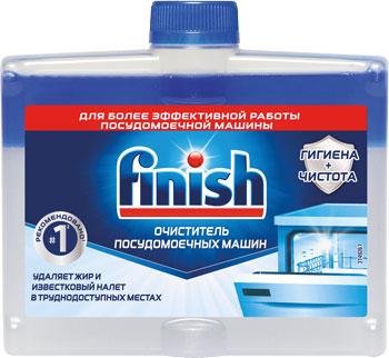 Средство чистящее FINISH д/пмм 0138 250 мл средство обезжиривающее д стиральных и пмм topperr 50 г