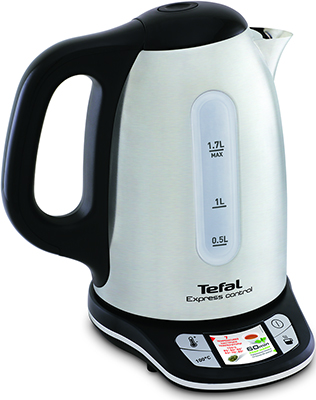 Чайник электрический Tefal KI 240 D 30 чайник tefal ki 330d