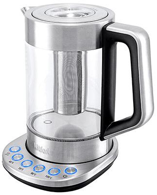 Чайник электрический Kitfort КТ-622 чайник электрический kitfort кт 622