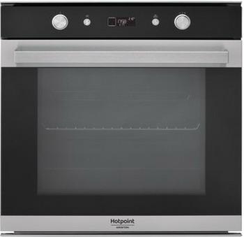 Встраиваемый электрический духовой шкаф Hotpoint-Ariston FI7 861 SH IX HA hotpoint ariston mp 775 ix ha silver электрический духовой шкаф встраиваемый