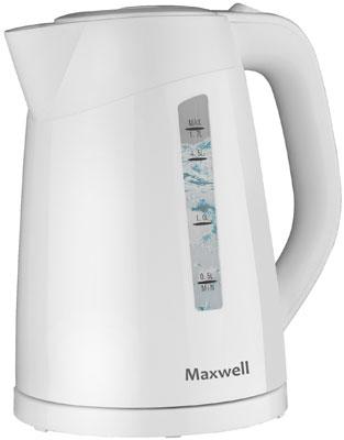 лучшая цена Чайник электрический Maxwell MW-1097