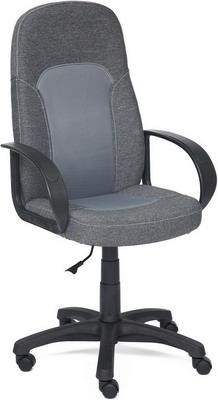 Кресло Tetchair PARMA (ткань серый/серый 207/12) кресло компьютерное tetchair парма parma доступные цвета обивки искусств чёрная кожа