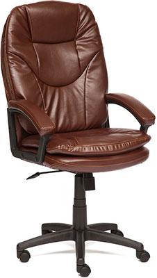 Кресло Tetchair COMFORT LT (кож/зам коричневый 2 TONE) кресло офисное tetchair комфорт ст comfort st доступные цвета обивки искусств коричн кожа 2 tone