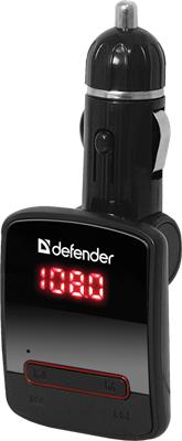 Fm-трансмиттер Defender RT-Hit Пульт ДУ 68010 стоимость