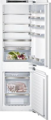 лучшая цена Встраиваемый двухкамерный холодильник Siemens KI 86 NHD 20 R