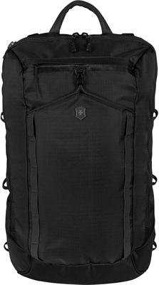 Рюкзак Victorinox Altmont Compact Laptop Backpack 13'' чёрный полиэфирная ткань 28x15x46 см 14 л 602639