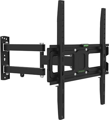 Фото - Кронштейн для LED/LCD телевизоров Tuarex ALTA-405 BLACK кронштейн для телевизоров sonorous surefix 450