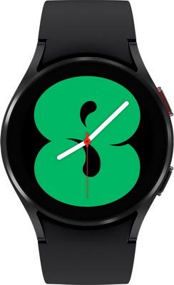Умные часы Samsung Galaxy Watch 4 40мм Super AMOLED черный (SM-R860NZKACIS) смарт часы samsung galaxy watch super amoled розово золотистый
