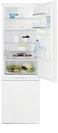 Встраиваемый двухкамерный холодильник Electrolux ENN 3153 AOW встраиваемый холодильник electrolux ern 93213aw